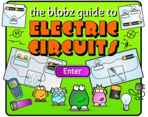 Smartboard Resource: Blobz Electronic Guide to Circuits