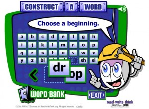 Construct a Word Preview