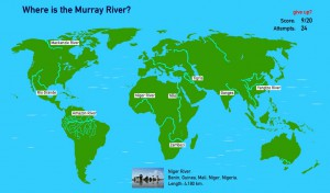 World Geography - Rivers